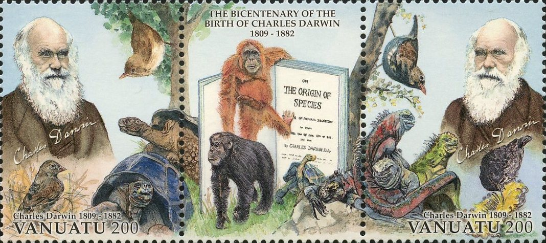Дарвин был удостоен множества наград от научных обществ великобритании и других европейских стран